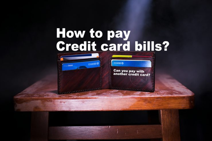 How to pay credit card bill